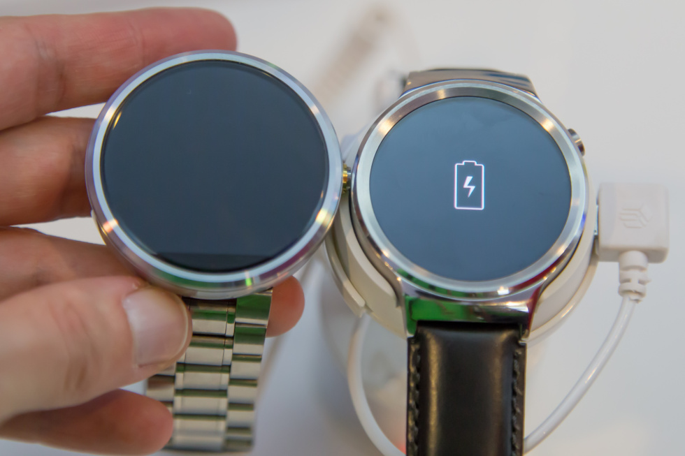 Hands On With The Huawei Watch The Most Watch Like Smartwatch Yet Ars Technica