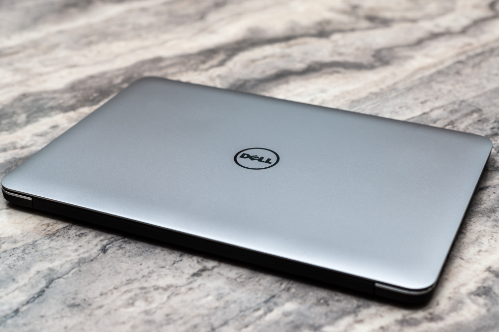 The aluminum-backed Dell M3800 Developer Edition.