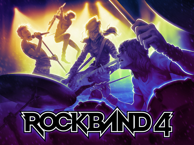 Rock Band 4 will thrash in 2015—and so will its old guitars, drums, DLC