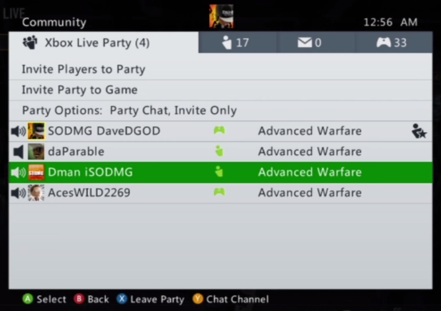 Want to know the badge number and home address of Xbox Live player AcesWILD2269? Talk some smack, see what happens.