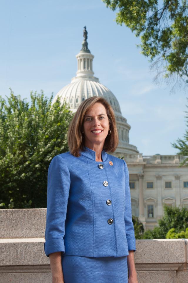 House of Representatives member Katherine Clark (D-Mass.).