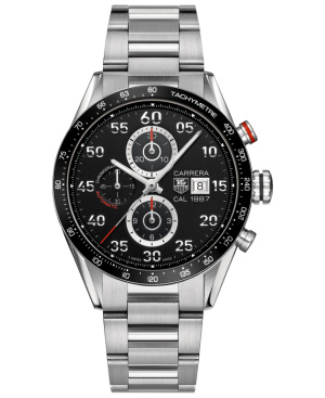 TAG Heuer Carrera. The smarter version will apparently look and feel very similar.