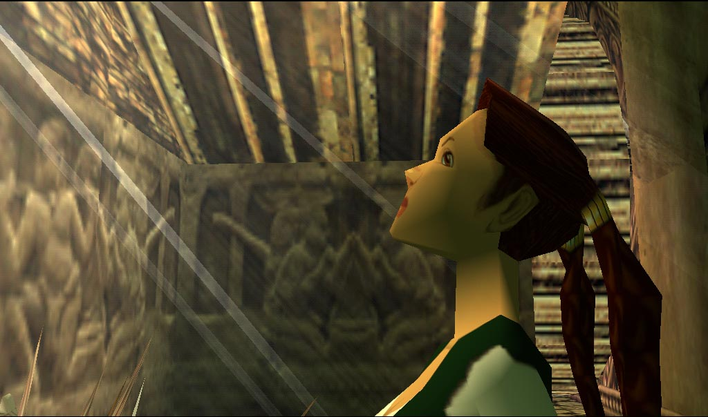 <em>Tomb Raider IV: The Last Revelation</em> thrived under the constraint of a single location—Egypt—but the franchise was already feeling the weight of yearly releases.