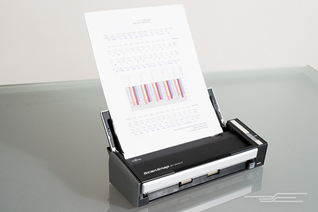 The Fujitsu ScanSnap S1300i.