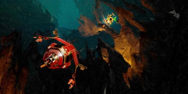 Descent Underground Kickstarter crosses $600,000 finish line