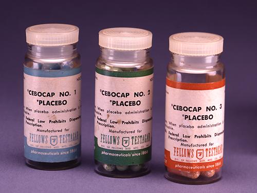 Magic placebo more effective than ordinary placebo