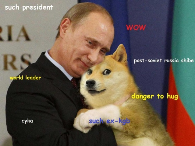 Russia's Internet censor reminds citizens that some memes are illegal