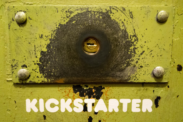 Kickstarter rejected over half of DMCA claims filed against it in 2014