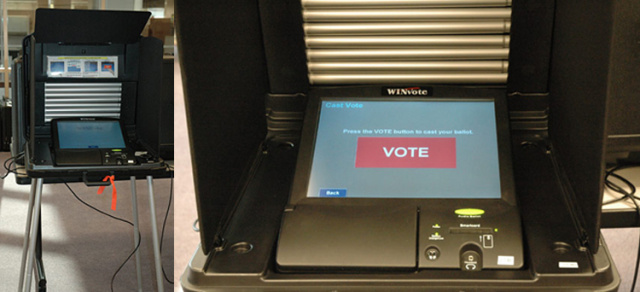 Meet the e-voting machine so easy to hack, it will take your breath away