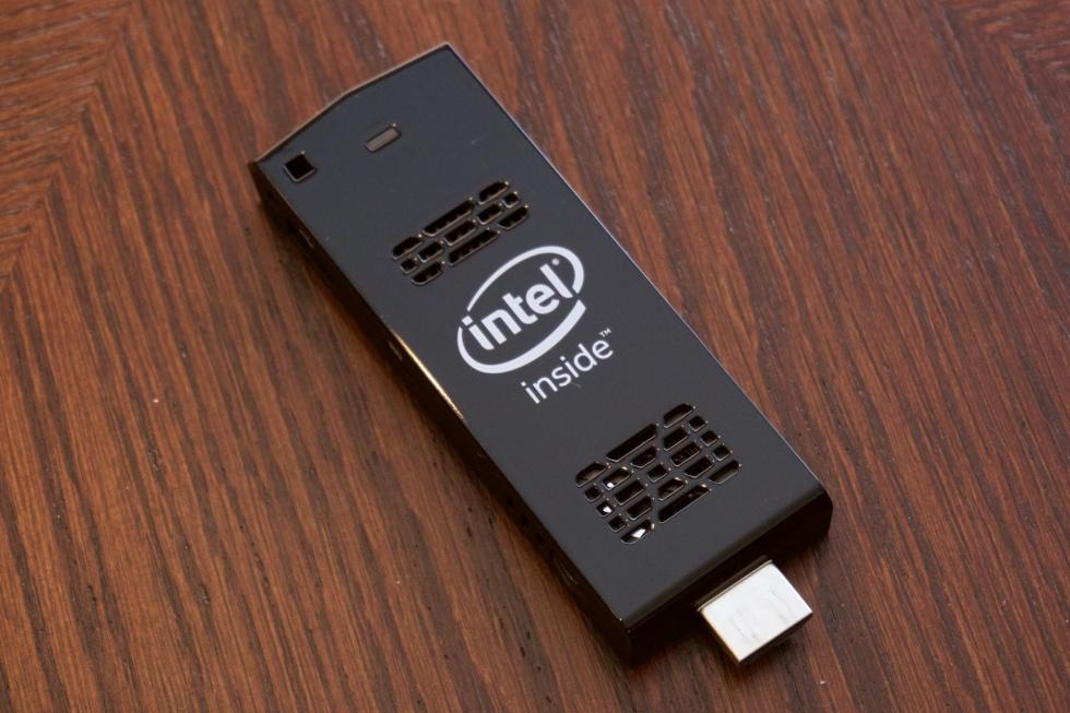 Intel's Compute Stick.