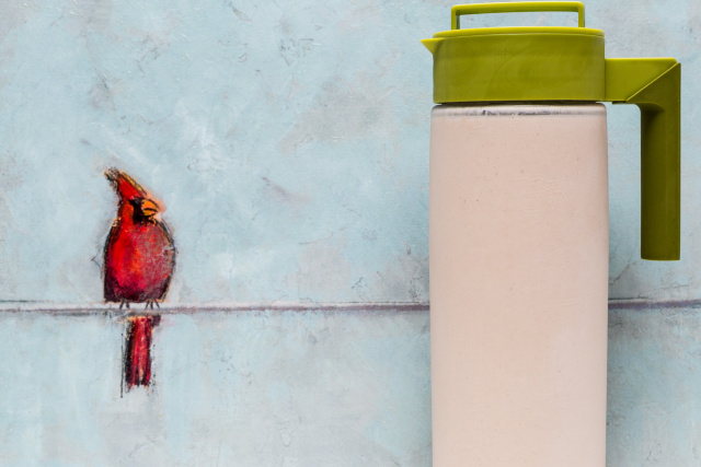 Soylent. Not just for the birds.