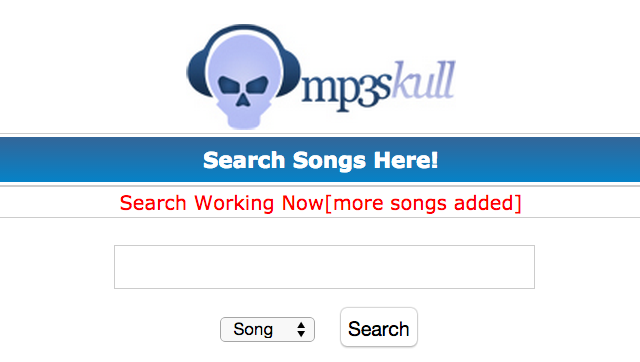 RIAA Back On Anti Piracy Warpath Sues Song Linking Site MP3skull