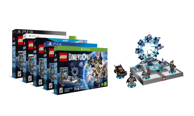 Lego Dimensions turns collectible bricks into playable game characters