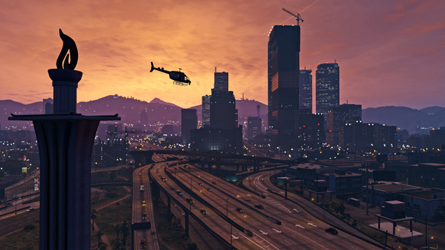 grand theft auto 5 pc gameplay max settings