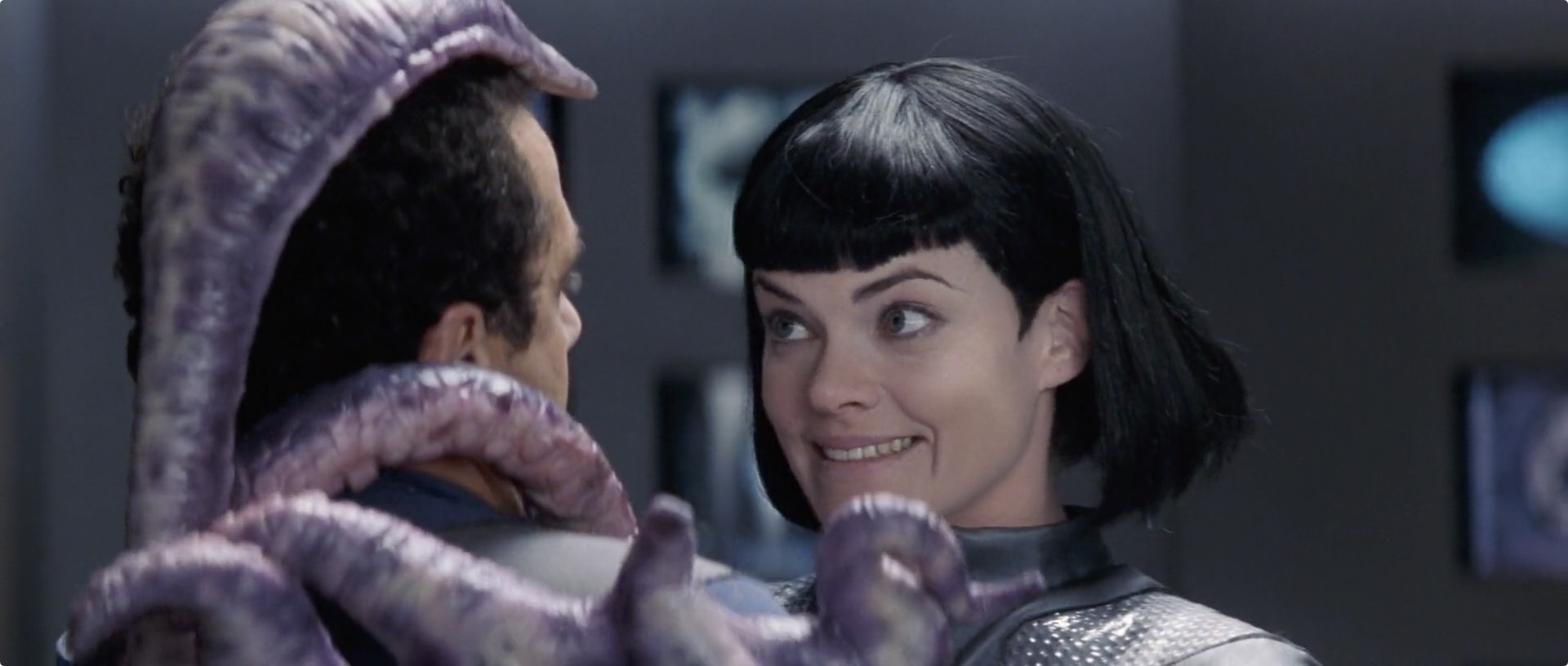 Sigourney weaver in galaxy quest