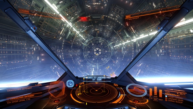 Review: Elite: Dangerous is the best damn spaceship game I