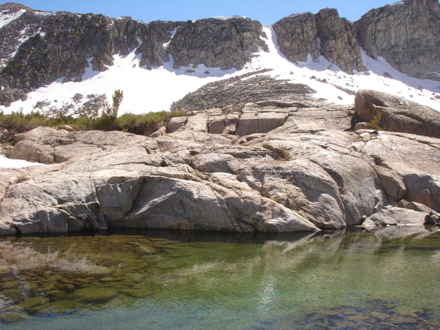 Growing mystery—getting to the bottom of the highest peak in