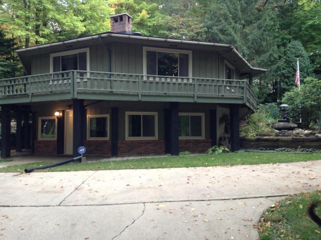 Mortimer's house.