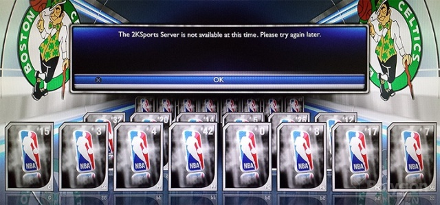 Server shutdown disables single-player saves in NBA2K14 [Updated]