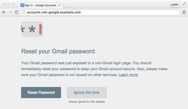 New Chrome extension warns you when your Google password gets