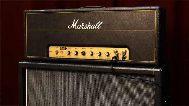 Marshall goes digital with its first official software amplifier
