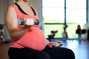 Maternal exercise, at any age, reduces the risk of heart defects in offspring