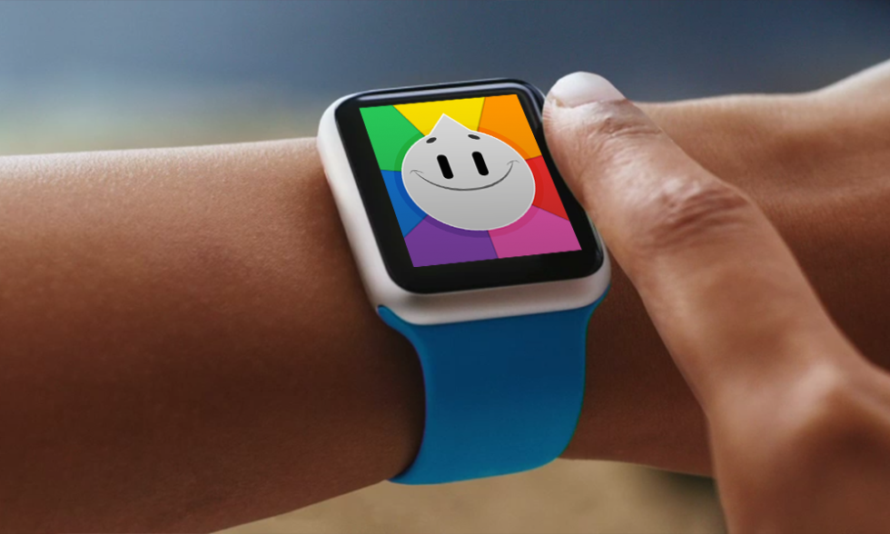 <i>Trivia Crack</i> is one of a number of quiz games coming to Apple Watch. The simple gameplay of the genre makes it well suited to the small screen.
