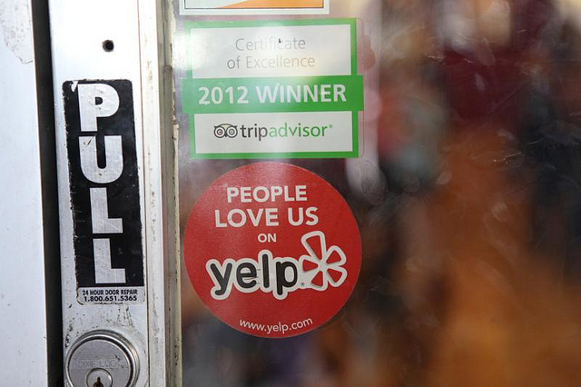 Judge: There's no proof Yelp manipulates reviews