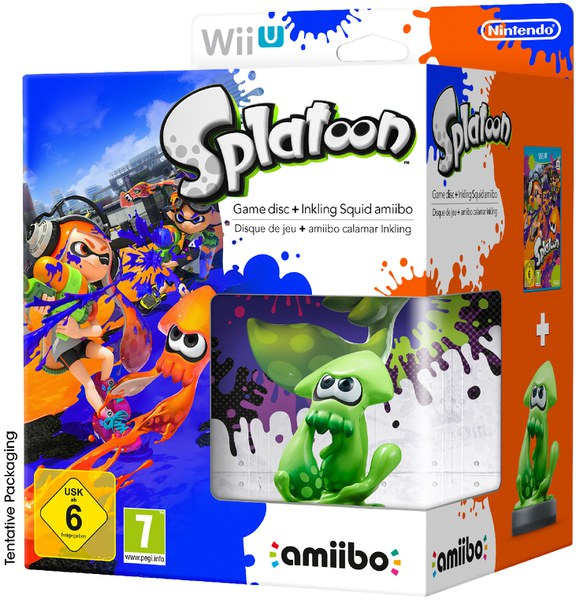 Literal truck load of Splatoon and special edition Amiibo stolen in the UK