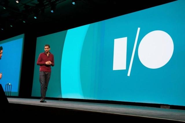 Liveblog: Google's I/O Keynote