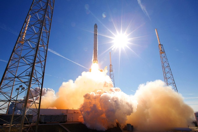 SpaceX's Falcon 9 certified for national security and military launches