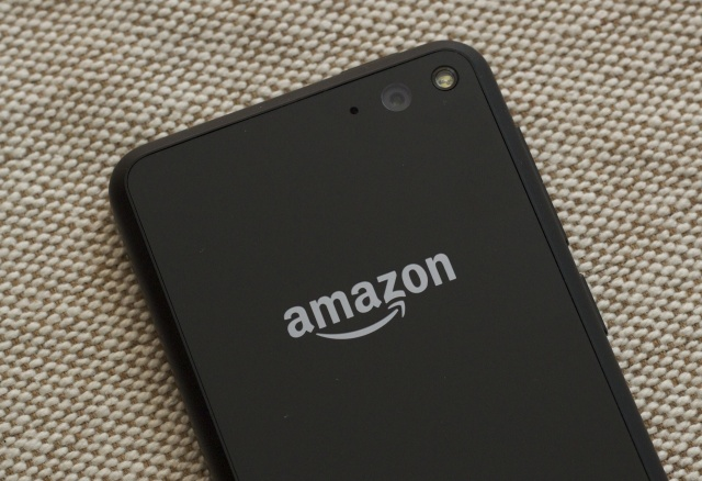 Amazon's ever-cheaper Fire Phone gets a belated KitKat update