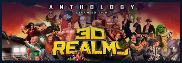 PSA: 3D Realms classics debut on Steam in 32-game bundle