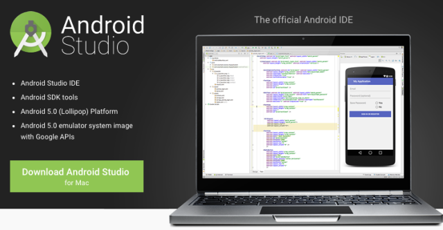 Android's official IDE has gotten more capable.