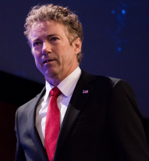 Sen. Rand Paul, Republican of Kentucky.