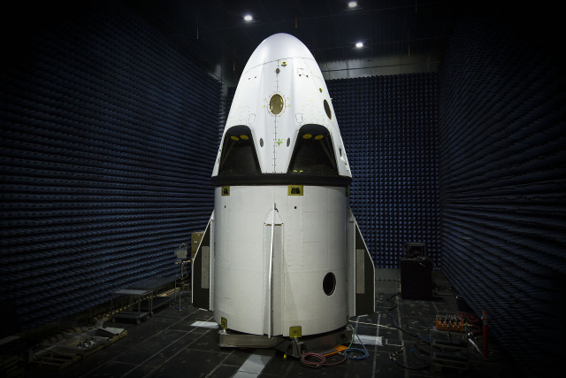 SpaceX's crewed Dragon spacecraft is ready for its first real test on May 6