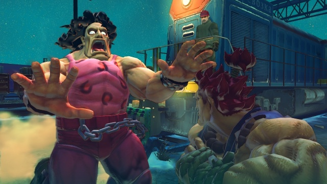 Capcom pulls bug-ridden PS4 Ultra Street Fighter IV from tournament