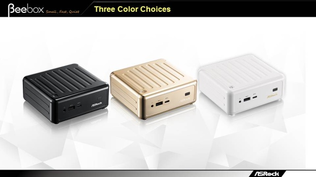 ASRock's fanless Beebox mini PC brings an intriguing set of features.