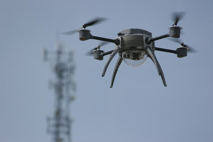 University of Arkansas: Drones on campus are a safety and security threat