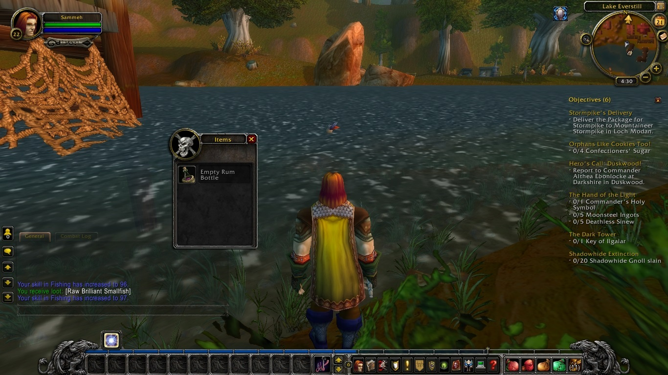 Playing an archived copy of <i>World of Warcraft</i> in 50 years could be a pretty lonely experience...