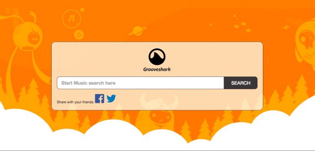 Mystery person puts shuttered music site Grooveshark back online