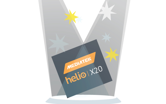 Today MediaTek is shining a spotlight on its new Helio X20 SoC.