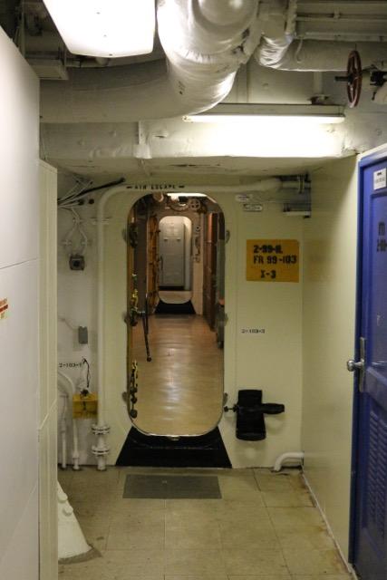 Battleship Engine Room: Gallery: Ars Tours The Battleship USS Iowa (BB-61)