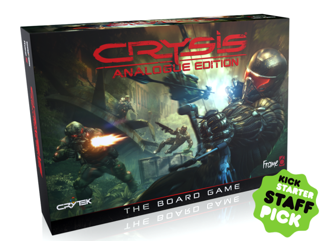 """With Crysis Analogue Edition, you can finally say """"yes, it runs Crysis"""""""