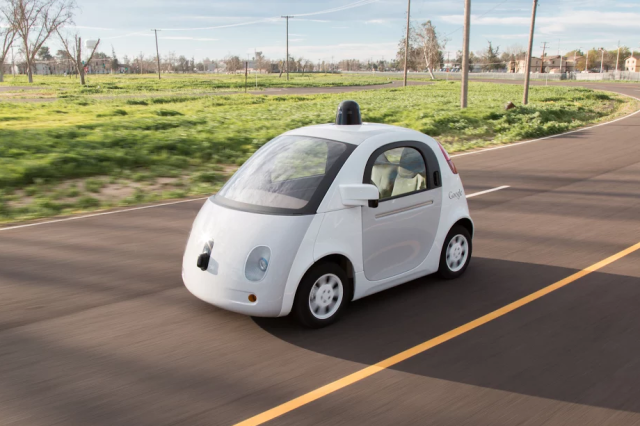 Google's quirky self-driving bubble car hits public roads this summer