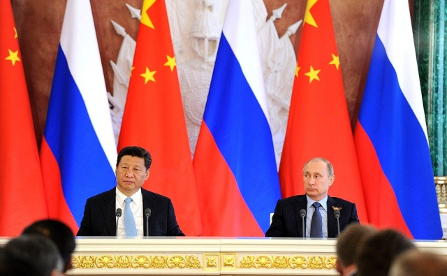 Russia, China are totally BFFs when it comes to Internet security