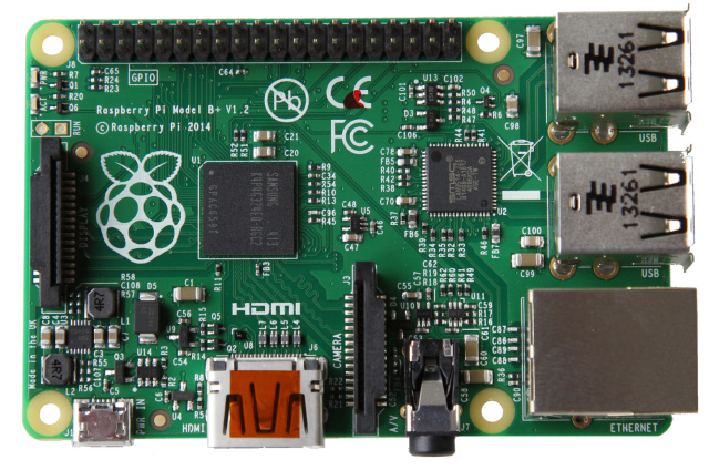 Raspberry Pi Model B+ price cut to just $25