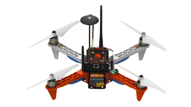 Erle-Copter, Ubuntu Core Edition: the first drone with apps