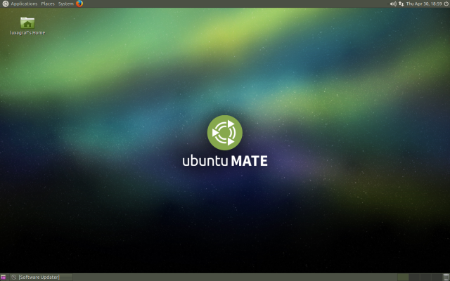 Ubuntu MATE, the new kid on the Ubuntu block.