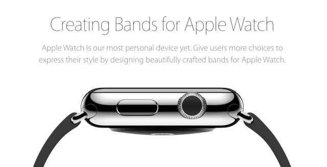 Cheaper Apple Watch bands arriving thanks to official support